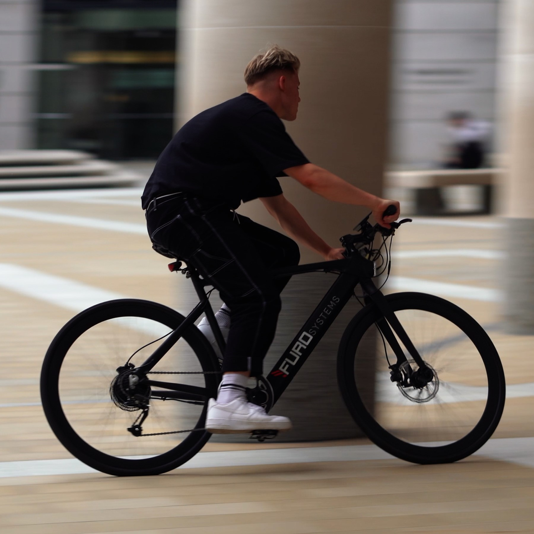 FuroSystems Aventa Next Generation Electric Bike