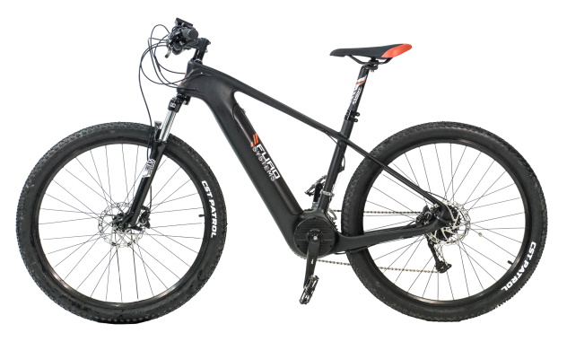 electric Mountain bike sierra