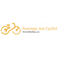 Average Joe Cyclist - Electric Bike Blog