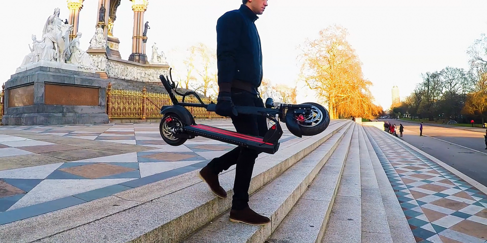 Benefits Of Electric Scooters