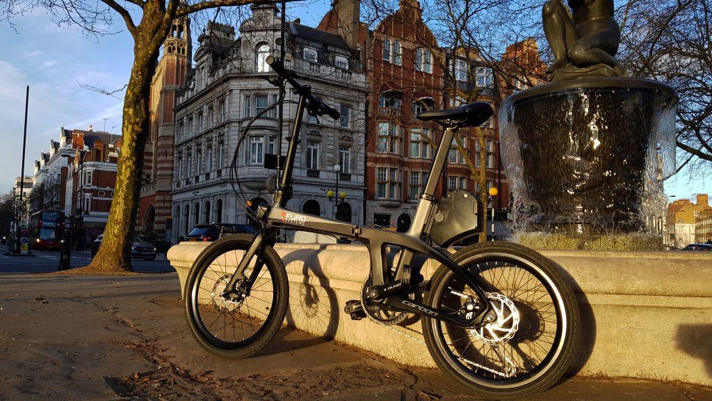 furo x EAPC bike