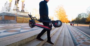 electric scooter portability
