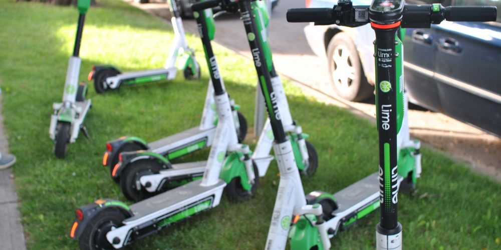 Electric scooters UK law