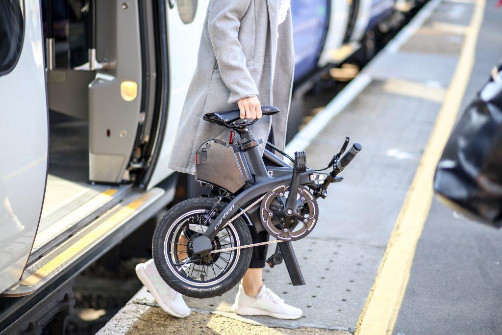 e-bike pieghevole