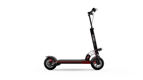 FuroSystems FUZE Trottinette Electrique Haute Performance