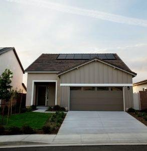 énergies renouvelables solar panel roof